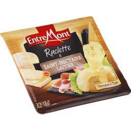 Raclette & Saint-nectaire AOP