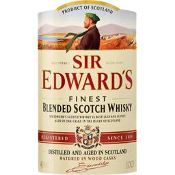 Blended scotch whisky finest