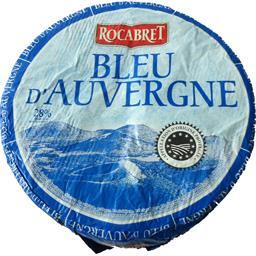 Bleu d'Auvergne 28% de MG
