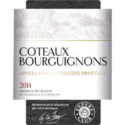 Coteaux Bourguignons, vin rouge