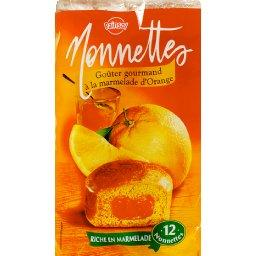 Nonnettes - Goûter gourmand à la marmelade d'orange