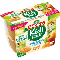 Kidi Fruit - Spécialité de pomme abricot