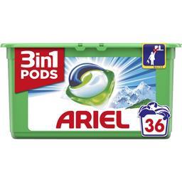 Alpine - 3en1 - lessive en capsules - 36 lavages