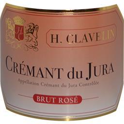 Crémant du Jura brut rosé