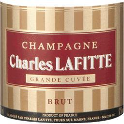 Grande cuvée, champagne brut