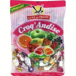 Assortiment de bonbons Croq'Andise