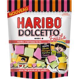 Bonbons réglisse Dolcetto Fruits