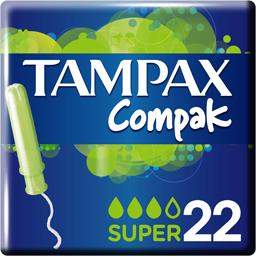 Compak - Tampons Super avec applicateur