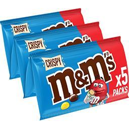 Bonbons de chocolat Crispy
