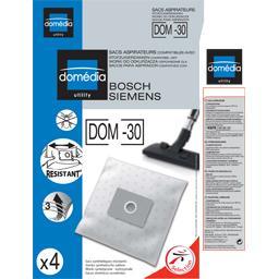 Sacs aspirateurs DOM-30 compatibles Bosch, Siemens