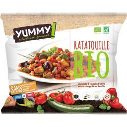 Yummy Bio Ratatouille BIO cuisinée à l'huile d'olive & au basi... le sachet de 450 g