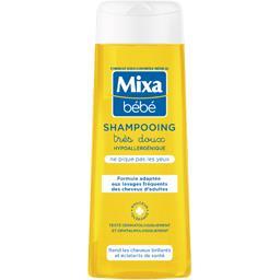 Shampooing très doux hypoallergénique