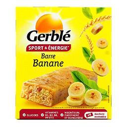 Barre banane