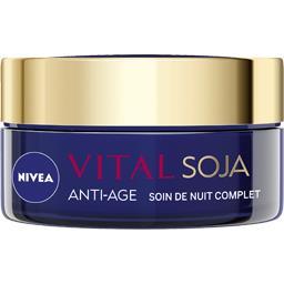 Visage Vital peaux matures, soin intensif triple act...