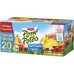 Pom'Potes - Spécialité de fruit sans sucres ajoutés