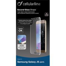 Verre trempé transparent pour Samsung Galaxy J5 2017