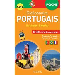 Dictionnaire de poche Portugais hachette