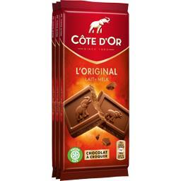 Chocolat lait L'Original