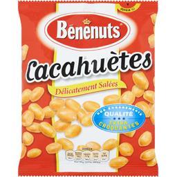 Cacahuètes grillées, extra croquantes