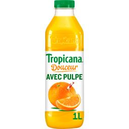 Pure Premium - Jus d'orange Douceur avec pulpe