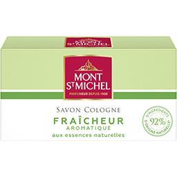 Savon Cologne fraîcheur aromatique aux essences natu...