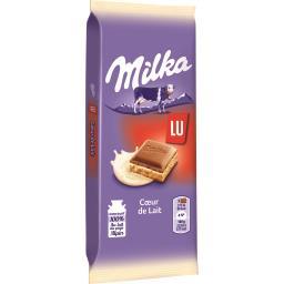 Chocolat cœur de lait