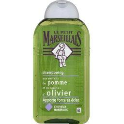 Shampooing Force & Eclat pomme feuille d'olivier
