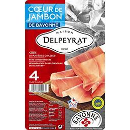 Cœur de jambon de Bayonne