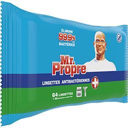Ultra power lingettes antibactériennes