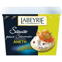Sauce pour saumon aneth