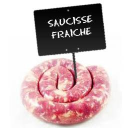 Grosse Saucisse FABRICATION MAISON