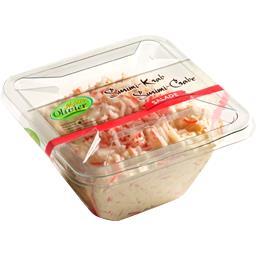 Salade surimi crabe