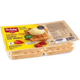Schär Gaufres sans gluten le paquet de 4 - 100 g