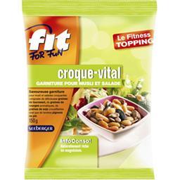 Mélange 'Croque-vital' spécial salade