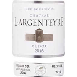 Médoc Château L'Argenteyre - Cru Bourgeois vin Rouge...