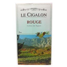 Cuvee cigalon rouge