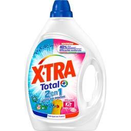 X Tra 2en1 K2R Lessive Liquide 1,95 L -