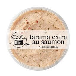 Tarama extra au saumon aneth & citron