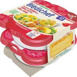 Blédina Blédina  - Sauté de pommes de terre, petits pois et... les 2 assiettes de 230 g