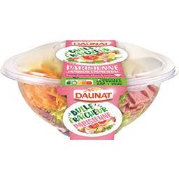 Salade Bulle Fraîcheur jambon emmental sauce fromage