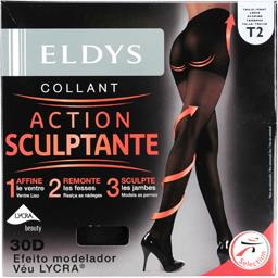 Collant action sculptante t2
