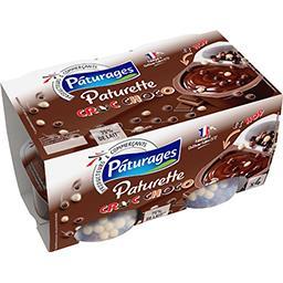 Pâturette - Crème dessert Crok Choco