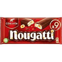 Barres chocolatées Nougatti