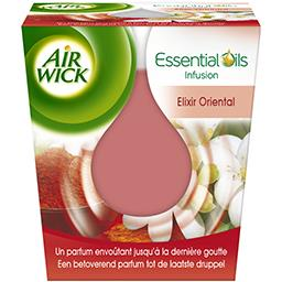 Air Wick Essential Oils - Bougie Elixir Oriental