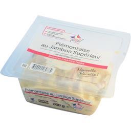 Sélectionné par votre magasin Piémontaise au jambon supérieur et sa mayonnaise la barquette de 300 g