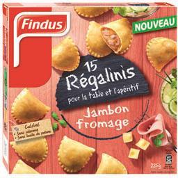 Régalinis jambon fromage