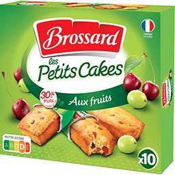 Les Petits Cakes aux fruits