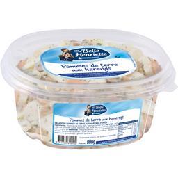 La Belle Henriette Pommes de terre aux harengs la barquette de 800 g