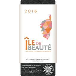 Vin de pays Île de Beauté, vin rosé