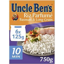 Riz parfumé basmati & long grain
